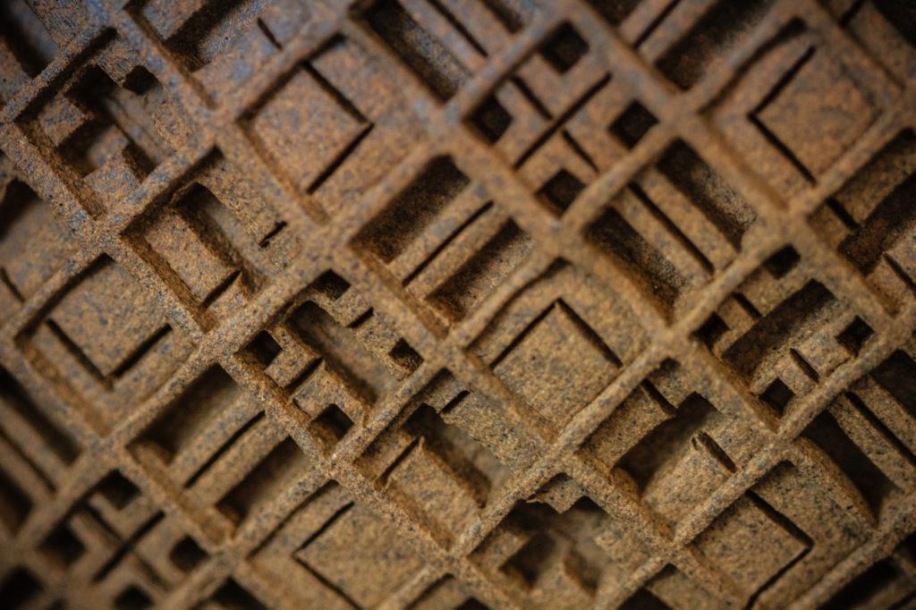 Exemple d'un motif d'un bol de Thierry Luang-Rath