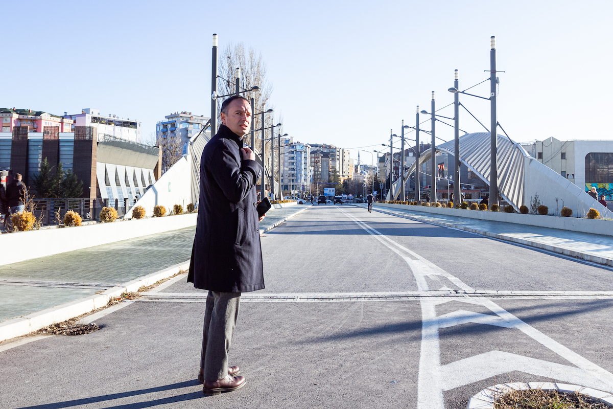 Reportage dans les Balkans avec des élus français pour le magazine L'Incorrect
