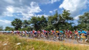 Sur le Tour de France 2018